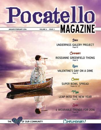 Pocatello Magazine Cover