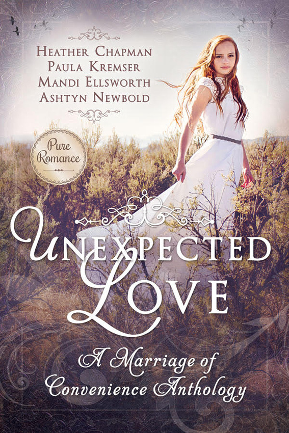 Unexpected Love- Book Cover